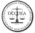DuPage County Criminal Defense Lawyer Association